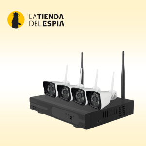 Special product - Kit de 4 cámaras wifi